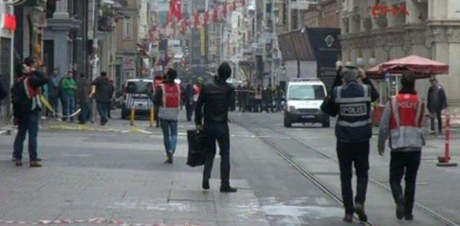 İstanbul Patlamasında Canlı Bomba İçin Yeni İddialar!