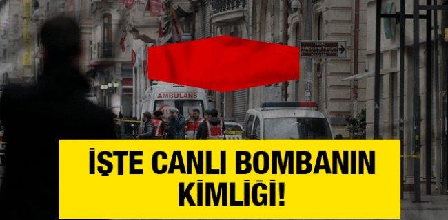 İstanbul Canlı Bombacısının Kimliği Netleşti! Bakın Kim Çıktı