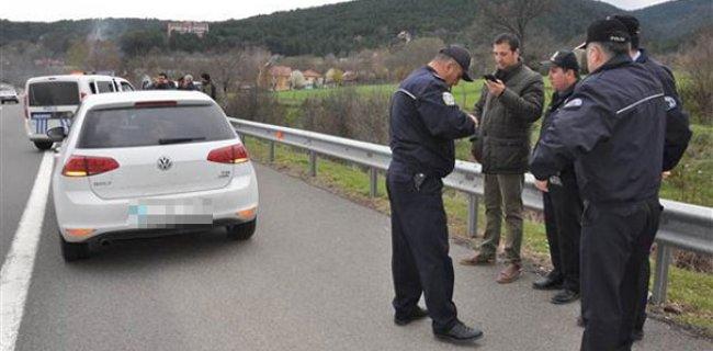 TEM'de Terör Operasyonu: 3 Kişi Gözaltına Alındı