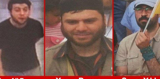Emniyet Sansasyonel Eylem Hazırlığındaki 3 IŞİD'linin Peşinde
