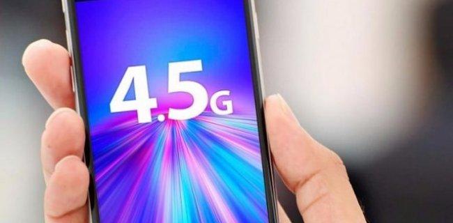 Türkiye'de Yeni 4.5G Dönemi Başlıyor