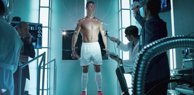 İşte Ronaldo'nun O Reklamdan Aldığı Ücret!