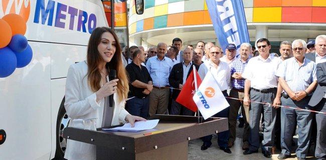 Metro Turizm Başkanı Çiğdem Öztürk Açıklamalarda Bulundu