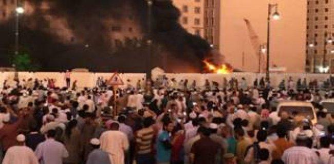 Medine'de Canlı Bomba!