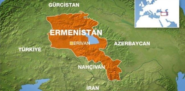 Ermenistan'da Silahlı Bir Grup Polis Genel Merkezini Bastı