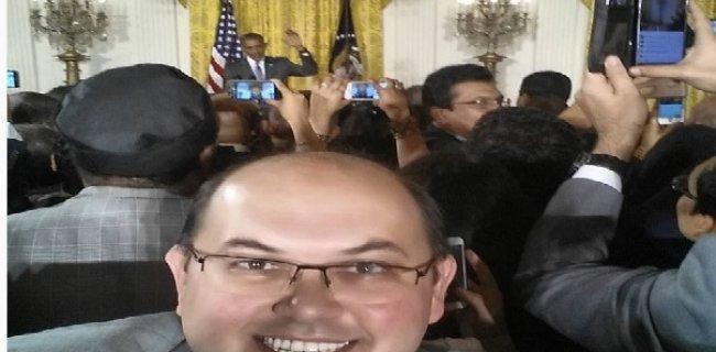 Cemaat'in Tepe İsmi Obama'nın Yanından Meydan Okudu