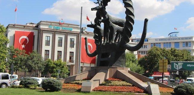 Sıhhiye'deki Hitit Güneşi Anıtı'nın Hikayesi