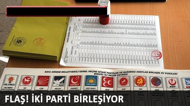 MHP - BBP 2015 Seçimlerinde Birleşecek !
