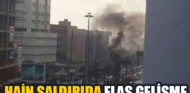 İzmir'deki Terör Saldırısı Sonrası 2 Gözaltı