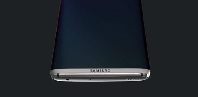 Samsung Galaxy S8'in Fotoğrafı İlk Kez Gün Yüzüne Çıktı