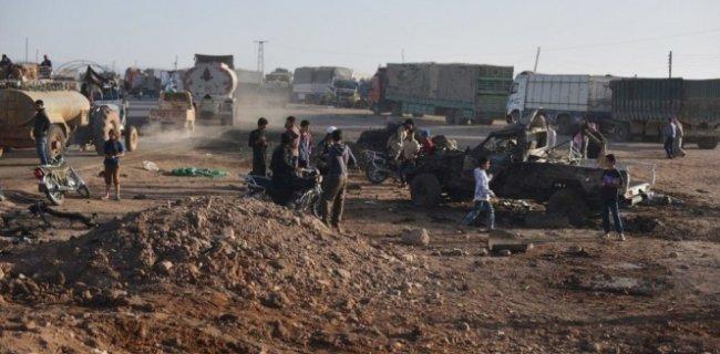 Azez'de Bombalı Araçla Saldırı: 23 ölü, 71 Yaralı