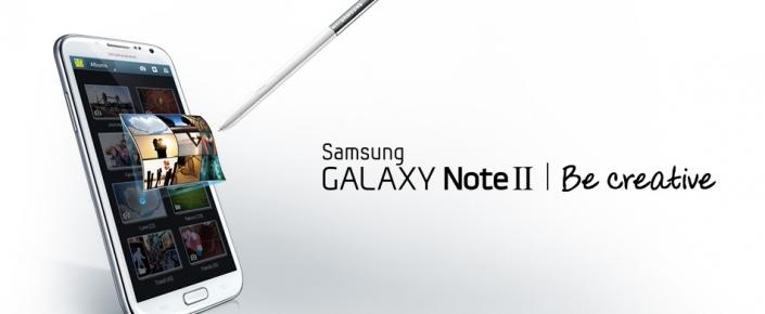 Andorid 5.0 Güncellemesi Galaxy Note 2'ye Gelecek !