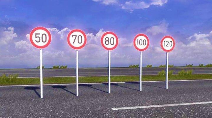 Şehir İçi ve Şehirler Arası Hız Limitleri