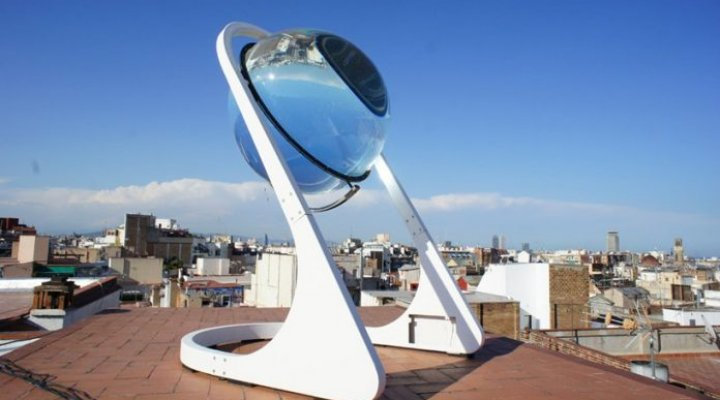 Güneş Panellerinden 10.000 Kat Fazla Enerji Üretebilen Küre İcat Edildi