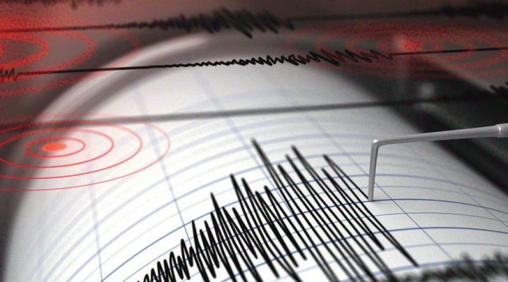 Hatay'da şiddetli deprem!