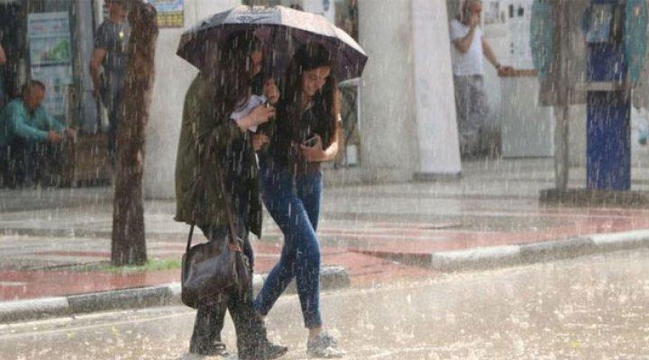 Meteoroloji'den Tüm Türkiye İçin Uyarı: Yarın Serin ve Yağışlı Hava Geliyor
