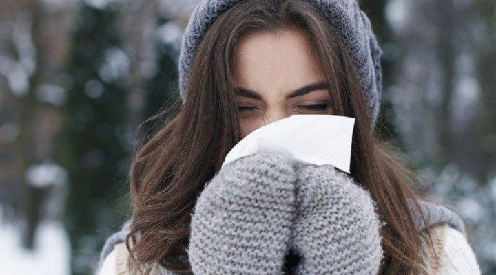 Soğuk Havalarda Neden Burnumuz Akar?