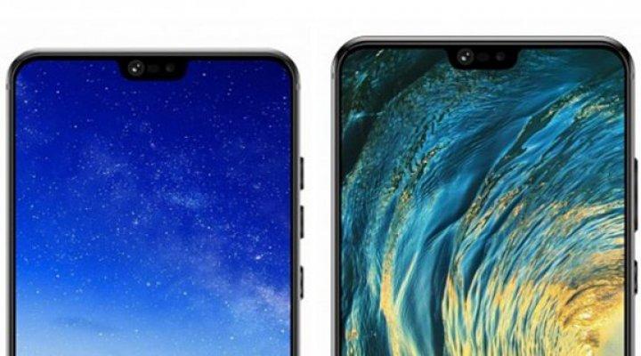Huawei'nin Bütün Sürprizi Bozuldu: Karşınızda P20, P20 Lite ve P20 Pro!
