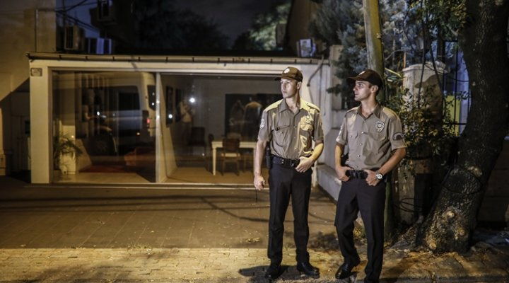 'Gece bekçilerine makbuz verildi, trafik cezası kesiyorlar'
