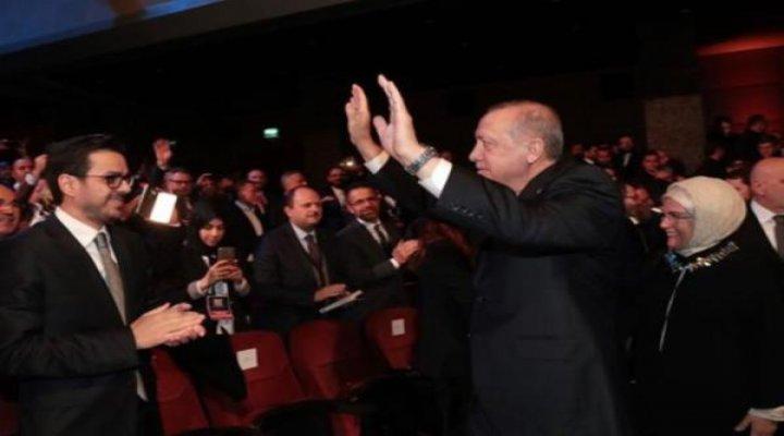 Erdoğan: Kaymağını yedikleri bu ülkeye adeta asalak gibi yapışan elitler...