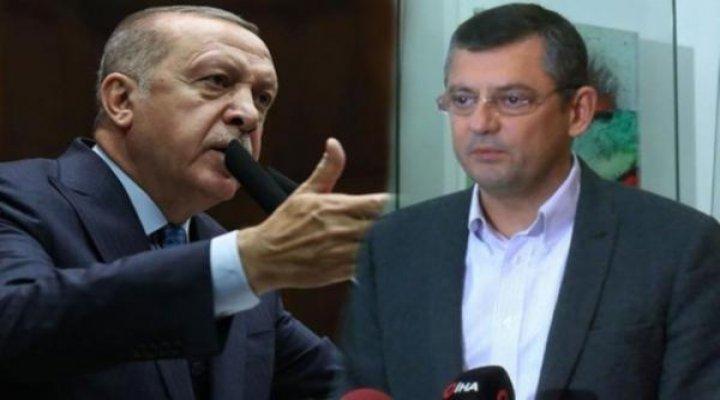 Erdoğan bu kez CHP'li Özel'i yargıya havale etti: Önce tazminat, sonra ceza