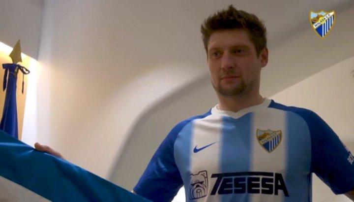 Akhisarspor'un forveti Yevgen Seleznov La Liga'ya transfer oldu