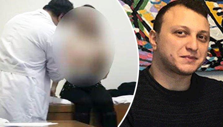 Skandal görüntülerin ardından doktor konuştu: Ben sapık değilim