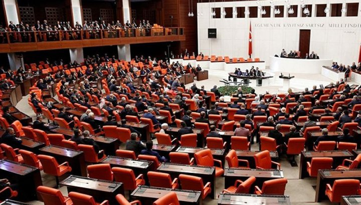İYİ Parti'nin Andımız önergesi TBMM Genel Kurulu'nda reddedildi