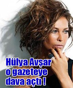 Hülya Avşar Tarafından Sözcü Gazetesine Dava Açıldı !
