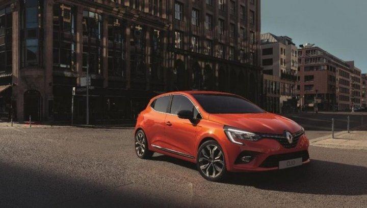 Bursa'da üretilen yeni Renault Clio