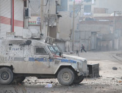 Şırnak - Cizre'de Gerginlik 2 Ölü Var !