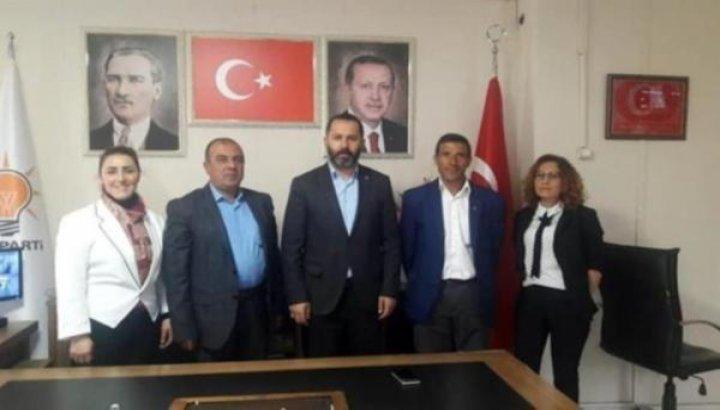 DSP'den seçildiler, AKP'ye geçtiler