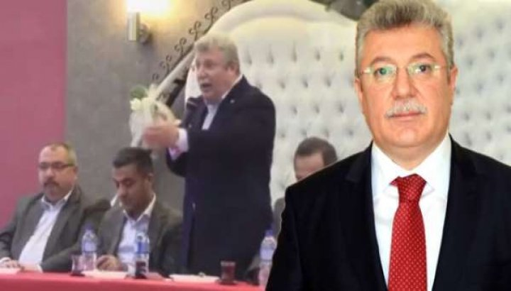 22 Bin TL Maaş Alan Milletvekili Akbaşoğlu'nun Çay-Simit Hesabı İsyan Ettirdi