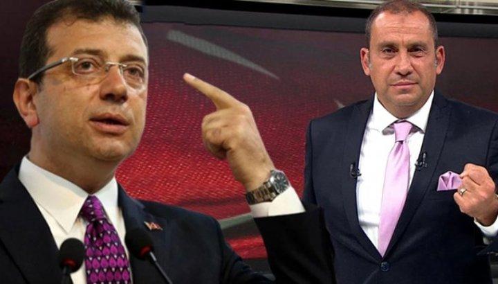 Erkan Tan'dan Çok Konuşulacak İmamoğlu Yorumu: Çalınmış Oylarla Başkan Oldu