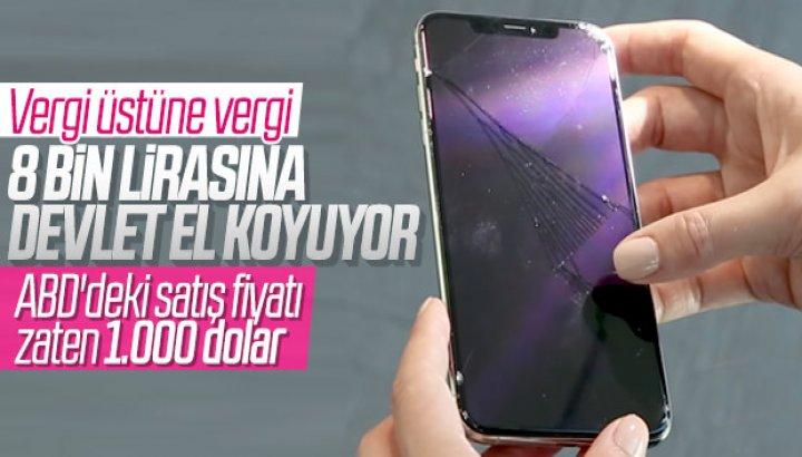 Cep telefonunda ÖTV yüzde 50'ye çıktı