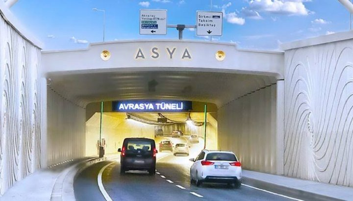 Avrasya Tüneli'nde 2020 garantisi tutmadı: Hazine, şirkete 391 milyon 870 bin lira ödeyecek