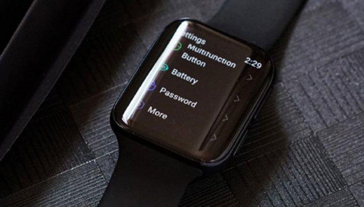 Oppo'nun ilk akıllı saatinin afişi yayınlandı