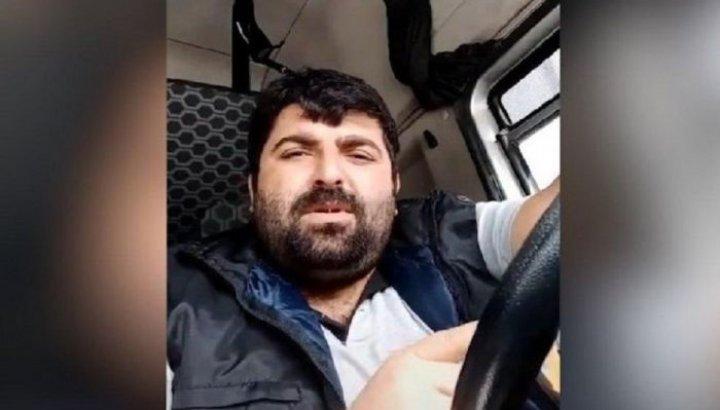 'Evde kalamam, beni virüs değil senin düzenin öldürür' diyen TIR şoförü gözaltına alındı