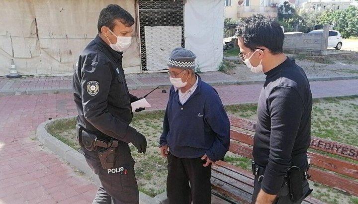Sigara tiryakisi 80 yaşındaki dedeye bir dal sigara 3 bin 150 liraya mal oldu