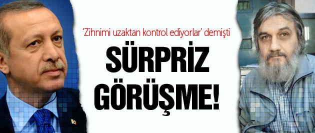 Erdoğan Salih Mirzabeyoğlu İle Görüşme Yaptı