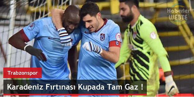 Trabzonspor - Manisaspor Geniş Maç Özeti