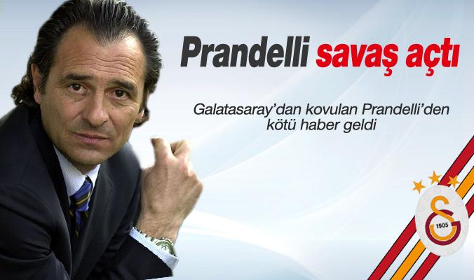 Prandelli Galatasaray'daki Alacaklarının Peşine Düştü!