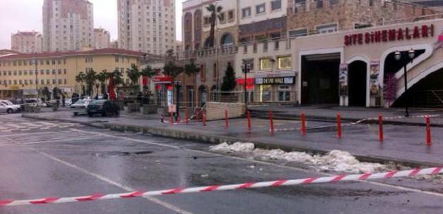 İstanbul'da Bir Alışveriş Merkezinde Daha Bomba Alarmı