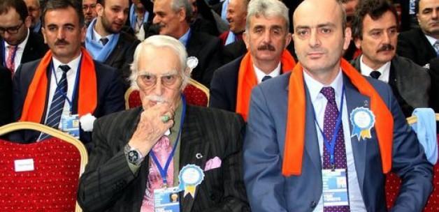 Eşref Kolçak AK Parti Kongresine Katıldı
