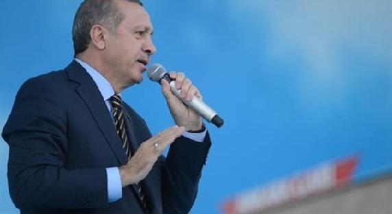 Erdoğan: 'Vatanı satanlar yüksek faizle ülkenin kaynaklarını heba edenler'