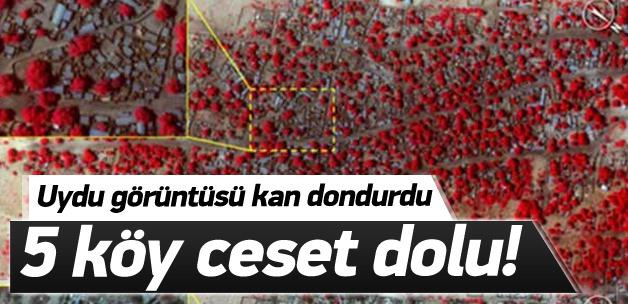 Remen Kıyım! 5 Köy Cesetlerle Doldu!