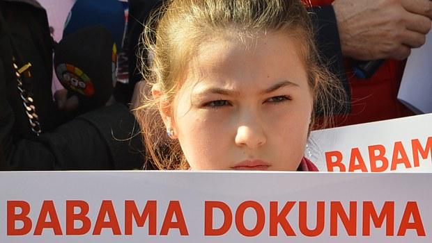 İzmir'de Şoförlere Karşı Saldırıya Protesto