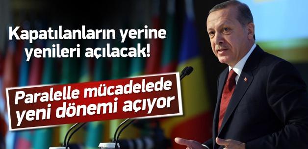 Recep Tayyip Erdoğan: Kapanan Okulların Yenisini Açacağız