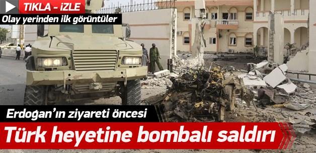 Erdoğan'ın Ziyareti Öncesi Somali'de Bombalı Saldırı: Ölenler Var