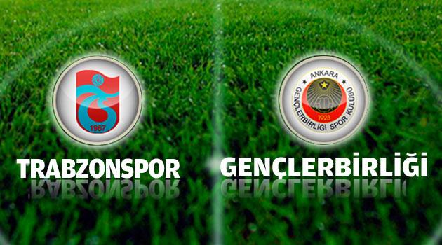Trabzonspor & Gençlerbirliği Geniş Maç Özeti